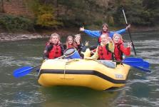 Bootstour auf der Reuss