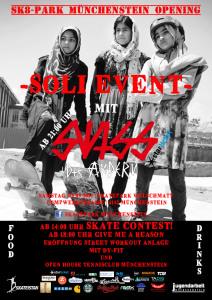 Plakat Skate Event Final A3